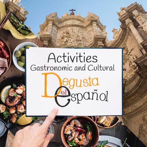 Gastronomic and cultural activities - Degusta el Español