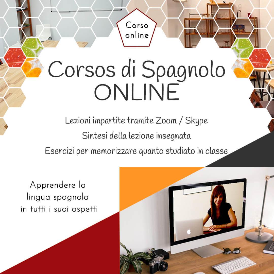 Corso online di spagnolo - Degusta el Español