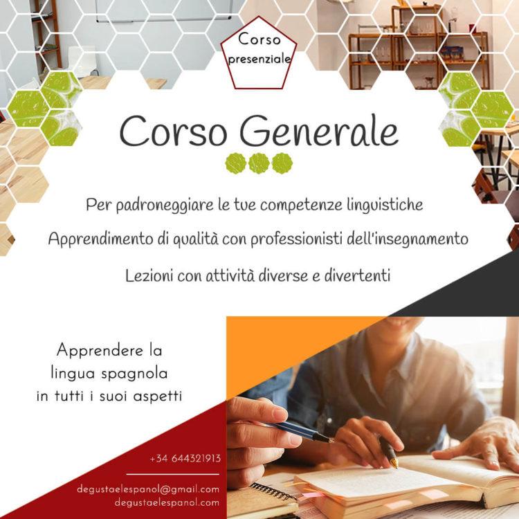 Corso Generale di spagnolo - Degusta el Español