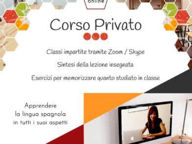 Corso Privato Online - Degusta el Español