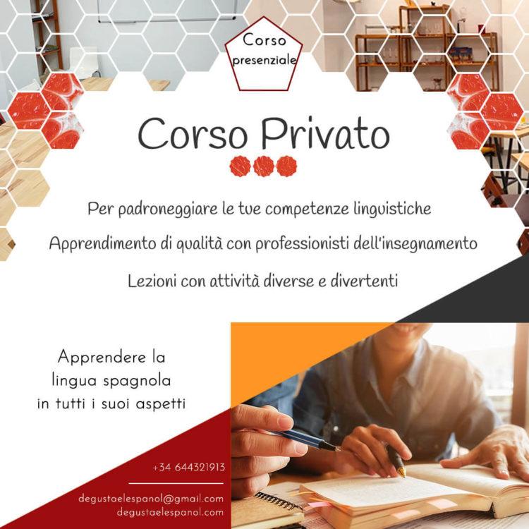 Corso Privato di spagnolo - Degusta el Español