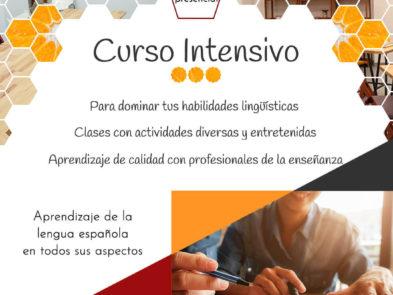 Curso intensivo de español presencial - Escuela Degusta el Español