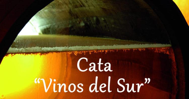 Cata vinos del Sur - Evento enogastronómico