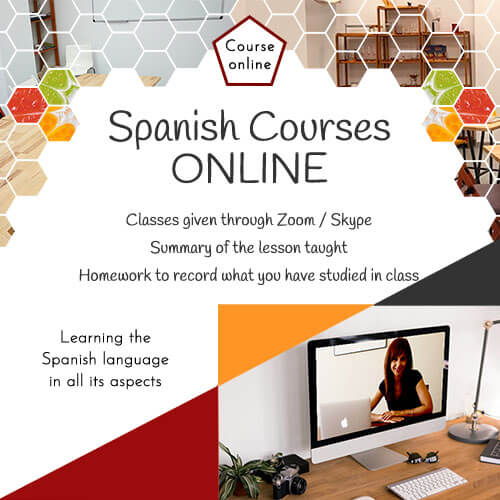 Online Spanish courses - Degusta el Español