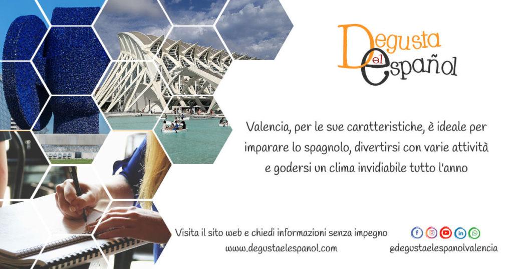 Studiare spagnolo a Valencia - Degusta el Español