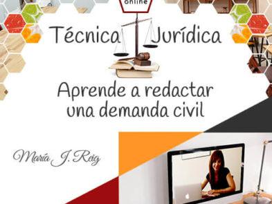 Aprende a redactar una demanda civil