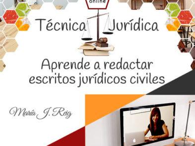 Aprende a redactar escritos jurídicos civiles