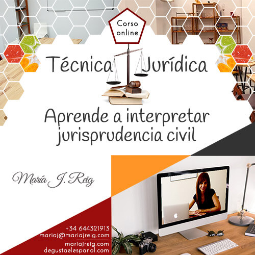 Aprende a interpretar jurisprudencia civil