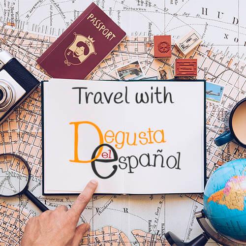 Language tourism - Language trip - Degusta el Español