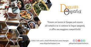 Trovare lavoro in Spagna - Degusta el Español